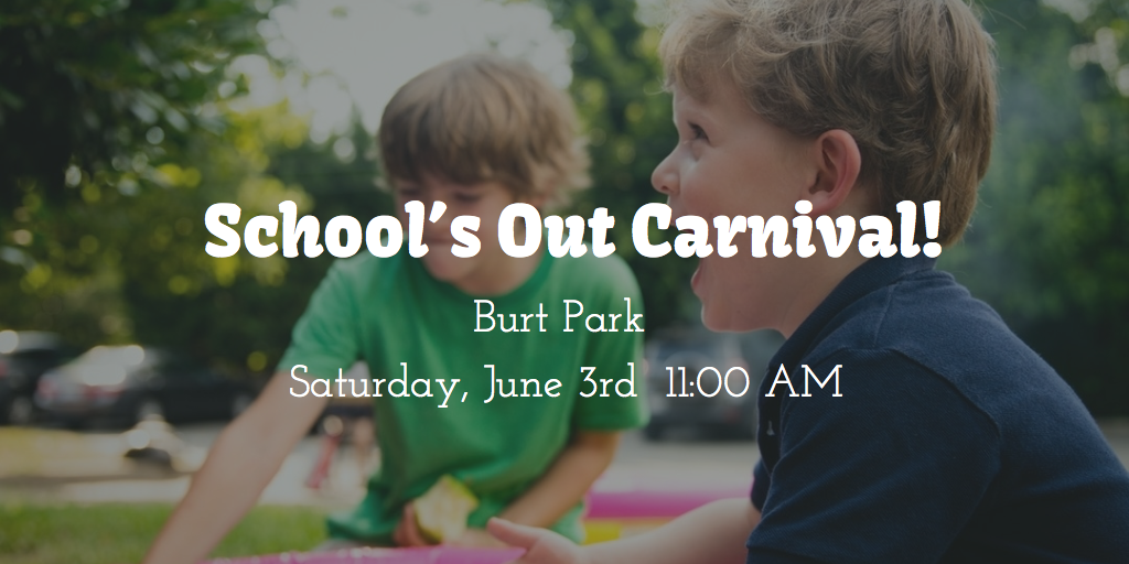 School's Out Carnival!