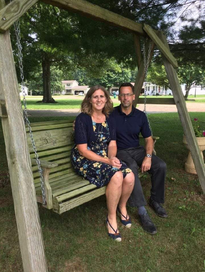 First Baptist Church West Lafayette welcomes new pastor Ben Hartley and his wife Carolyn.
